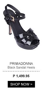 Black Sandals Heels