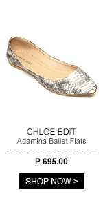 Adamina Ballet Flats