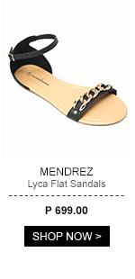 Lyca Flat Sandals
