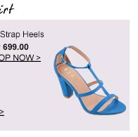 Multi Strap Heels