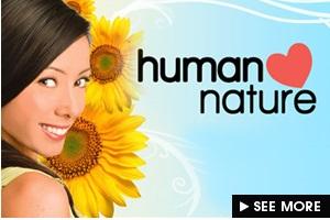 Shop Human Nature